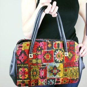VTG Boho Taperstry Bag
